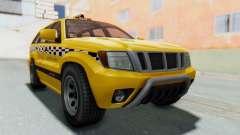 Canis Seminole Taxi