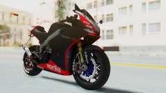 Aprilia RSV4 StreetRace