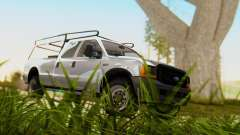Ford F-250 XL 2002 pour GTA San Andreas