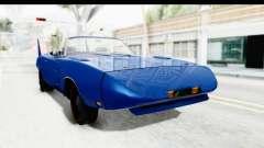 Dodge Charger Daytona 1969 Cabrio