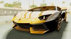 Lamborghini Aventador LP700-4 Light Tune pour GTA San Andreas
