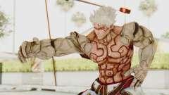 Asura Skin für GTA San Andreas