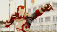 Marvel Heroes - Ironman Mk42 pour GTA San Andreas