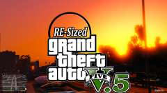 GTA V RE de la Taille d'V5.5 ( Stable )