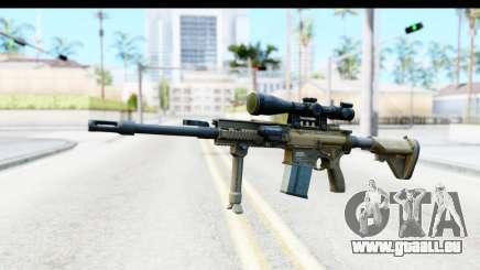 CoD Ghosts - G-28 Desert Camo pour GTA San Andreas