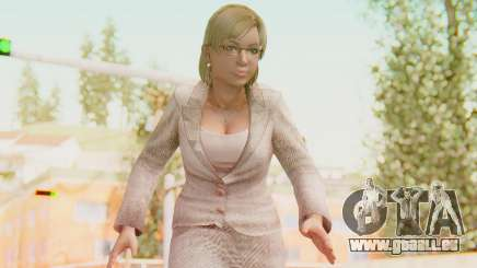 Dead Rising - Jessica McCartney pour GTA San Andreas