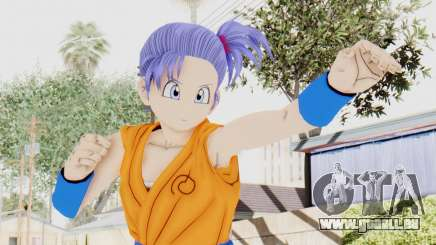 Dragon Ball Xenoverse Female Saiyan SJ pour GTA San Andreas