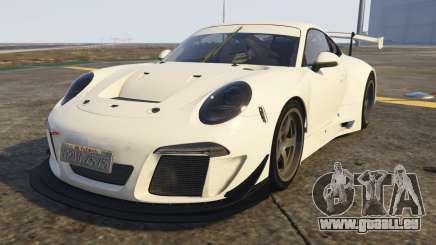 Porsche RUF RGT-8 GT3 für GTA 5