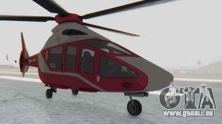 GTA 5 Buckingham Volatus v1 für GTA San Andreas