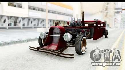 Unique V16 Fordor Ratrod für GTA San Andreas