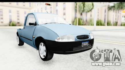 Ford Courier 2016 pour GTA San Andreas
