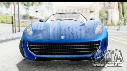 GTA 5 Grotti Bestia GTS für GTA San Andreas