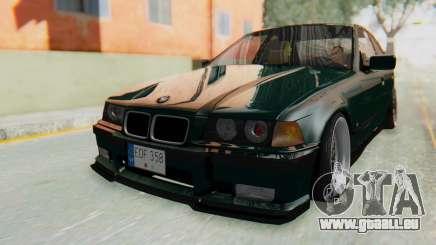 BMW 325tds E36 für GTA San Andreas