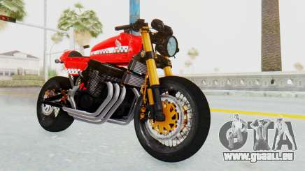 Honda CB750 Moge Cafe Racer für GTA San Andreas