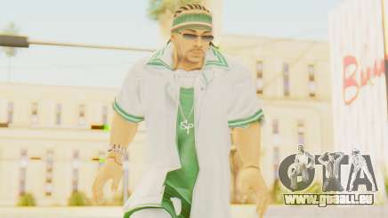 Def Jam Fight For New York - Sean Paul v1 pour GTA San Andreas