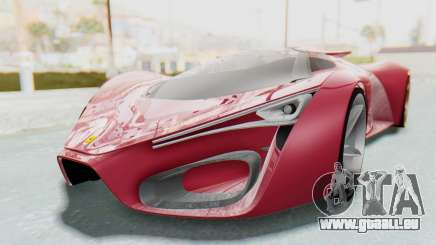 Ferrari F80 Concept pour GTA San Andreas