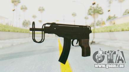VZ-61 Skorpion Fold Stock pour GTA San Andreas