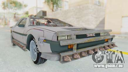 DeLorean DMC-12 2012 End Of The World pour GTA San Andreas