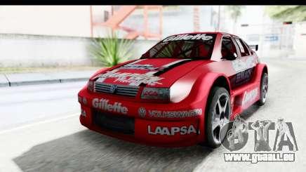 Volkswagen Polo TC2000 Temporada 2005(06) pour GTA San Andreas