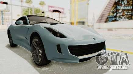 GTA 5 Grotti Bestia GTS v2 SA Lights für GTA San Andreas