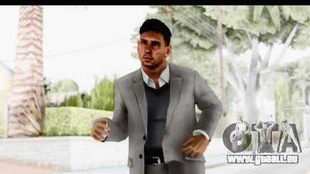 Messi Formal Fixed Up für GTA San Andreas