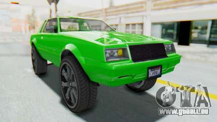 GTA 5 Willard Faction Custom Donk v3 pour GTA San Andreas