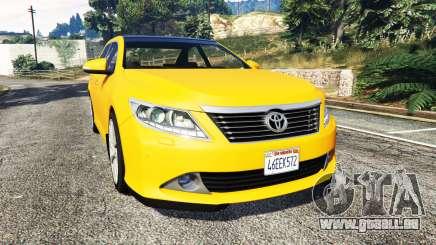 Toyota Camry V50 pour GTA 5