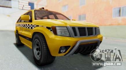 Canis Seminole Taxi für GTA San Andreas