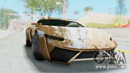 GTA 5 Pegassi Reaper SA Lights pour GTA San Andreas