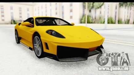 Ferrari F430 SVR für GTA San Andreas