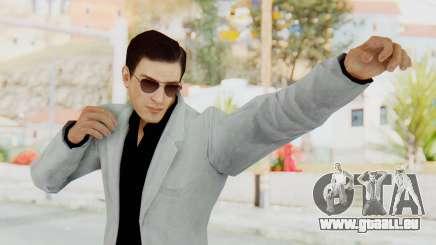 Mafia 2 - Vito Scaletta Madman Suit W&B pour GTA San Andreas