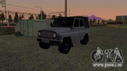 UAZ-469 für GTA San Andreas