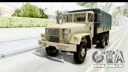 AM General M35A2 Sand für GTA San Andreas