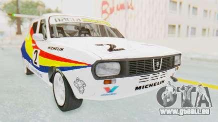 Dacia 1300 Rally für GTA San Andreas