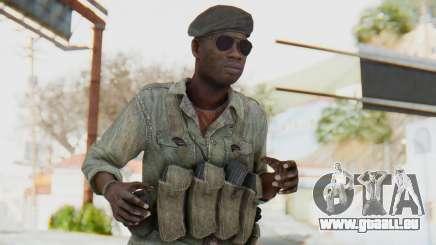 CoD MW3 Africa Militia v4 pour GTA San Andreas