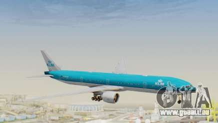 Boeing 777-300ER KLM - Royal Dutch Airlines v3 pour GTA San Andreas