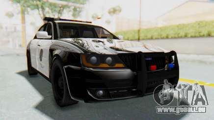 ASYM Desanne XT Pursuit v1 pour GTA San Andreas