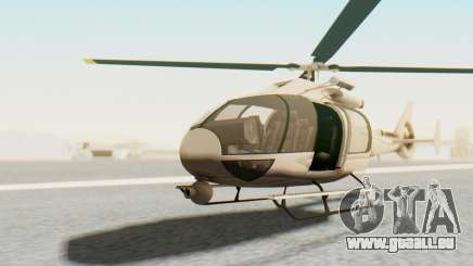 GTA 5 Maibatsu Frogger Civilian für GTA San Andreas