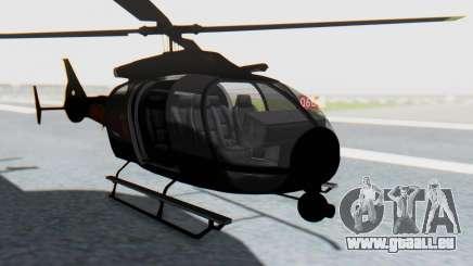 GTA 5 Maibatsu Frogger Trevor IVF pour GTA San Andreas