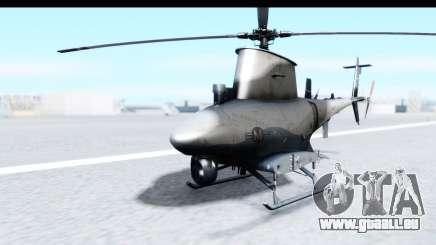 Northrop Grumman MQ-8B Fire Scout für GTA San Andreas
