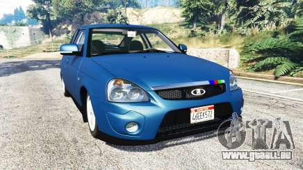 Lada Priora Sport Coupe v0.1 pour GTA 5