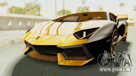 Lamborghini Aventador LP700-4 Light Tune für GTA San Andreas