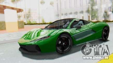 GTA 5 Progen T20 Devil PJ pour GTA San Andreas