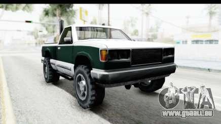 Yosemite Truck pour GTA San Andreas