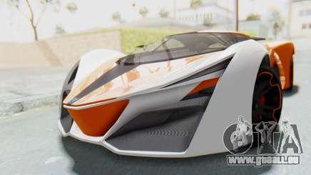 GTA 5 Grotti Prototipo v1 IVF pour GTA San Andreas