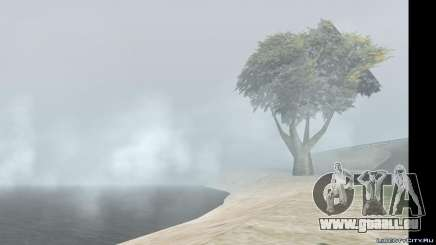 Le changement de météo et de l'heure pour GTA San Andreas