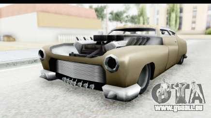 Hermes Ratrod für GTA San Andreas