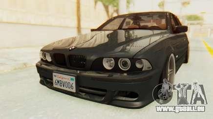 BMW M5 E39 M-Tech USDM für GTA San Andreas