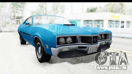 Mercury Cyclone Spoiler 1970 pour GTA San Andreas