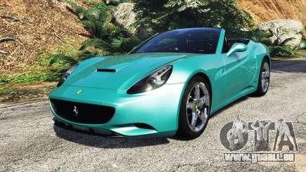 Ferrari California Autovista [add-on] pour GTA 5